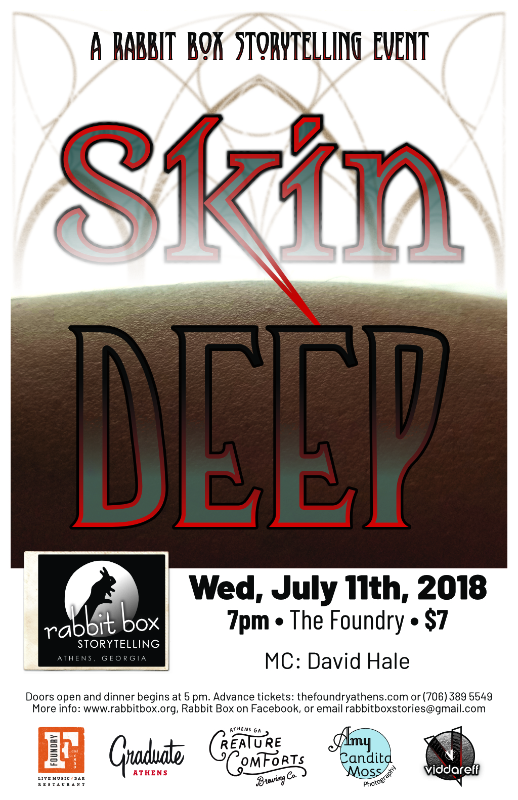 You are currently viewing Skin Deep