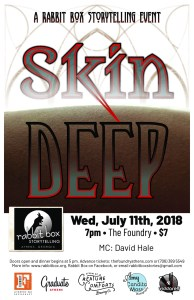 Read more about the article Skin Deep
