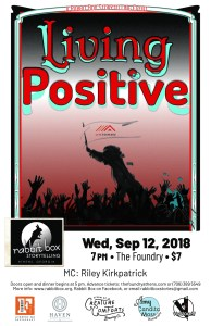 Read more about the article Living Positive