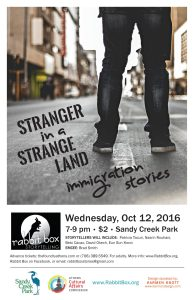 Read more about the article Stranger in a Strange Land – Immigration Stories