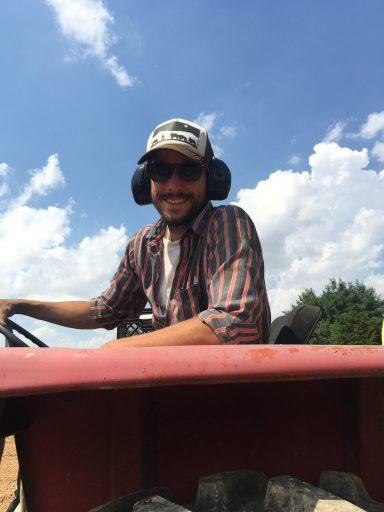 Will Tarleton 6 Boots Growers Collective Hemp Farm
