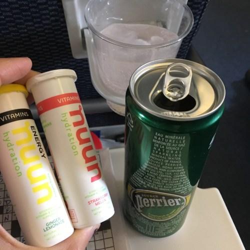 nuun giveaway - tokyo flight