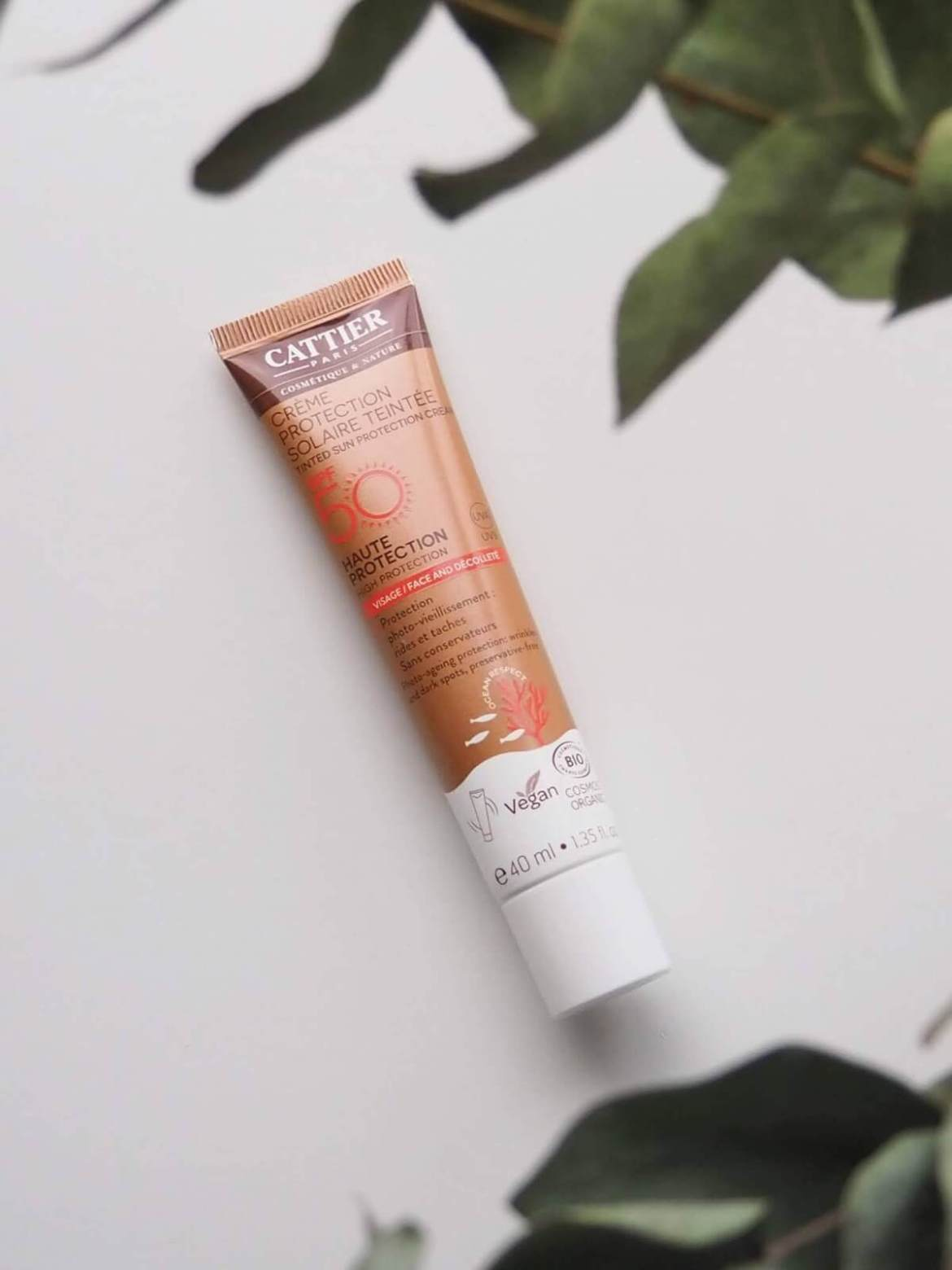cattier paris paivavoide spf