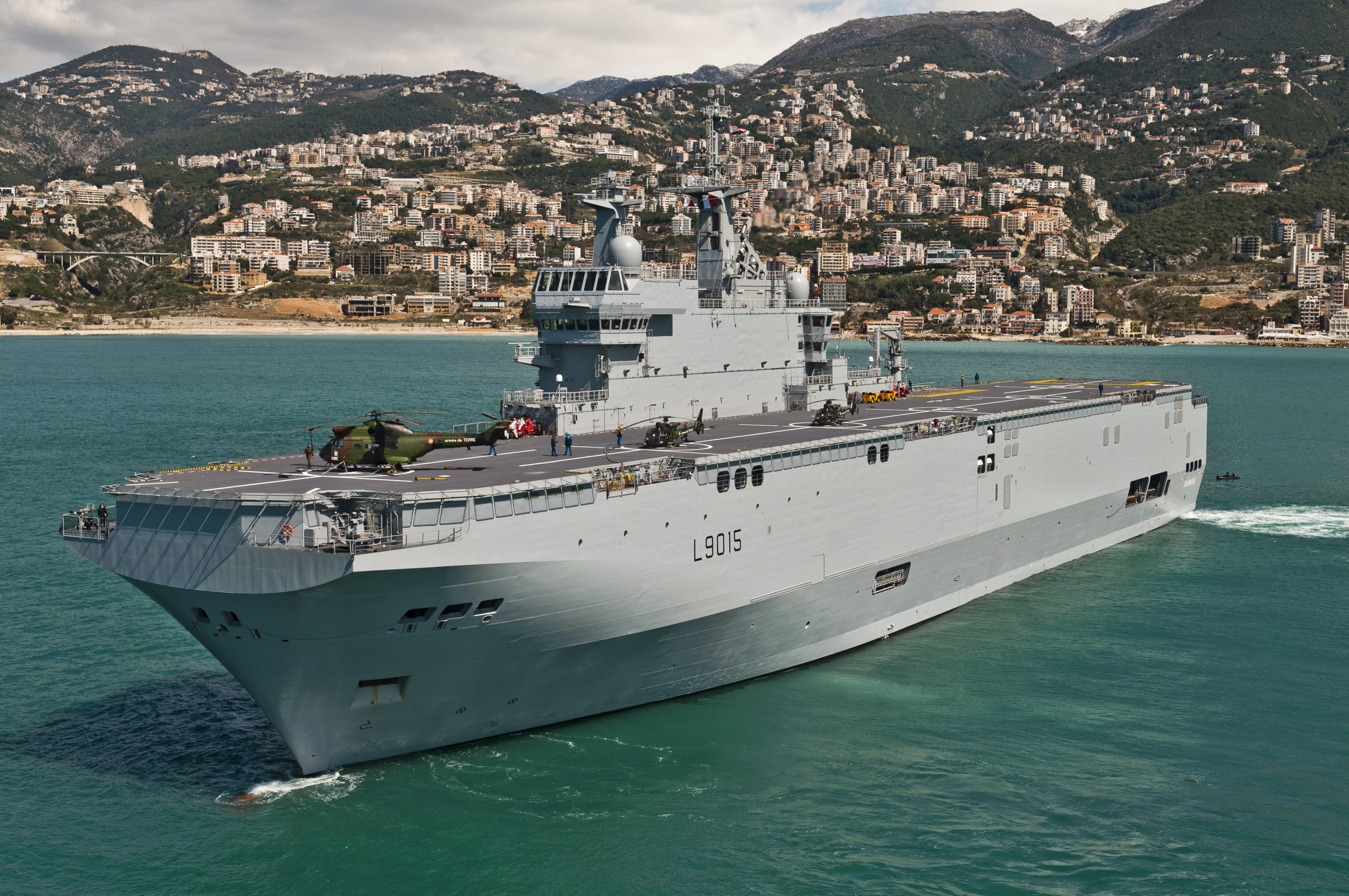 Can France Help Check China in the Asia-Pacific?