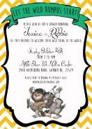 babyshow invite