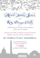 nic and kevin wedding invite