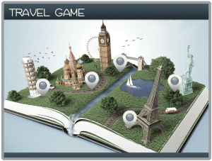 Travel Game Layout