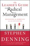 Leader's Guild to Radical Management