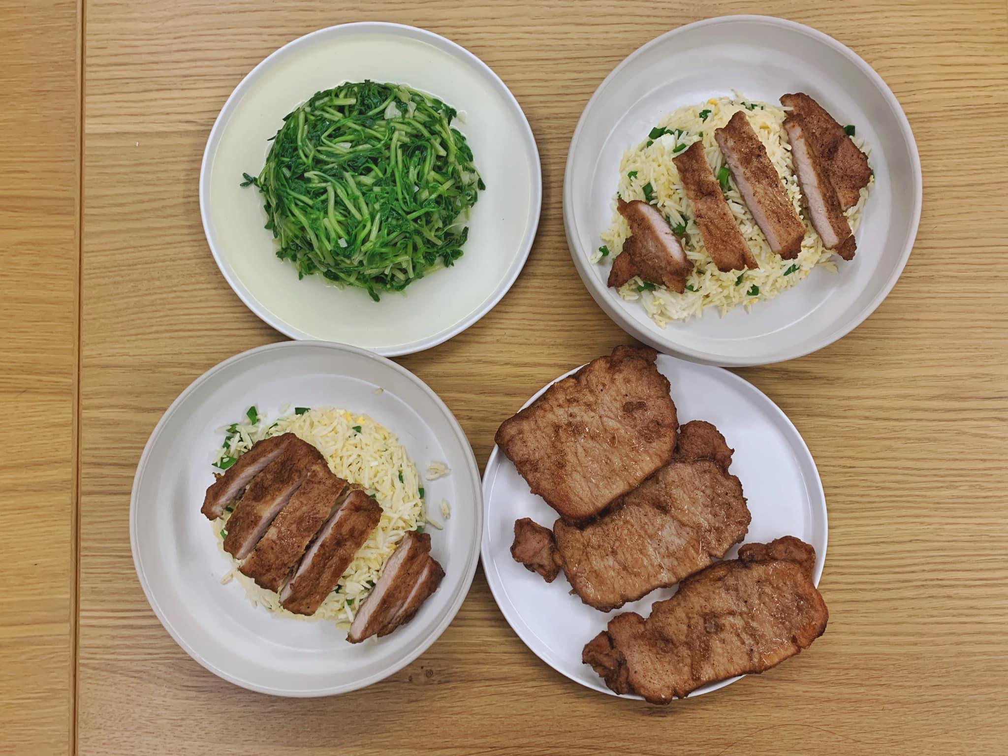 Pork Chops (Ding Tai Fung style)