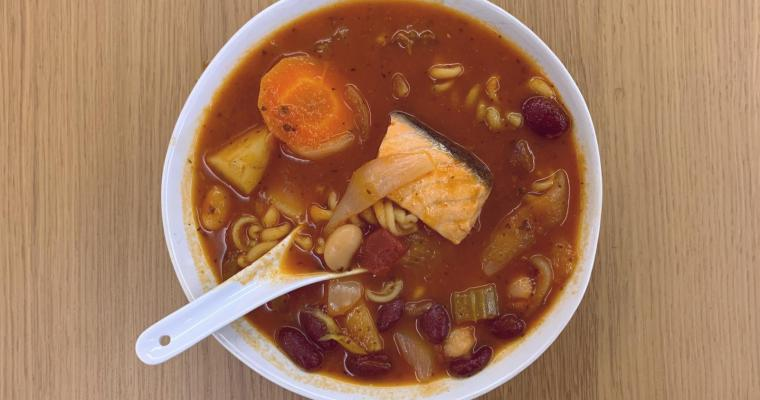 The Everything Minestrone
