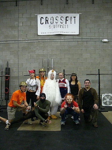 CrossFit Halloween 09