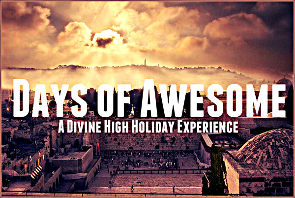 Divine High Holiday Experience 600