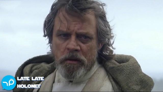 XIV – Luke's First Words?