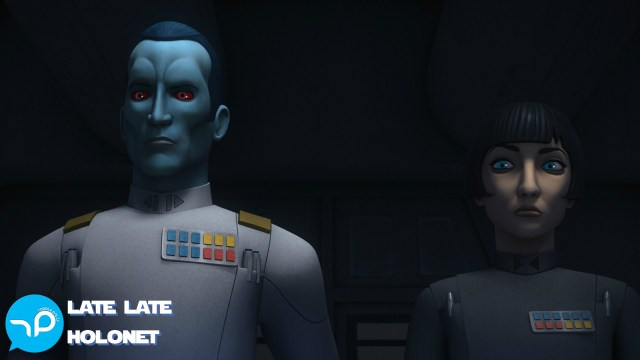 XVII All About Thrawn!