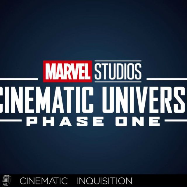 #214 – MCU Phase 1