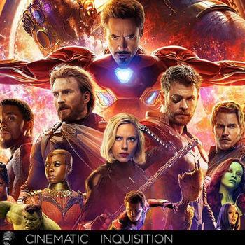 #217 – Avengers: Infinity War
