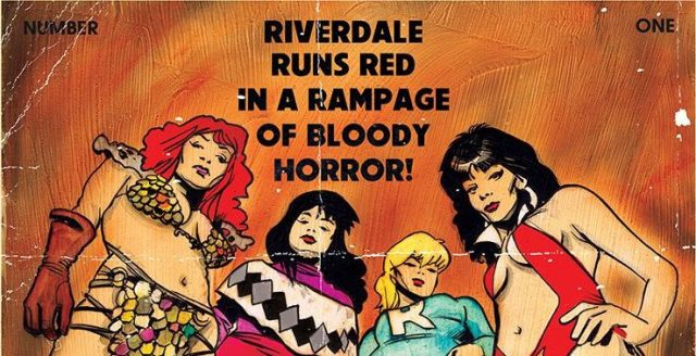 46 | Red Sonja and Vampirella Meet Betty and Veronica