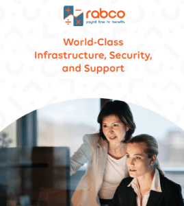 Rabco hcm Security and Support