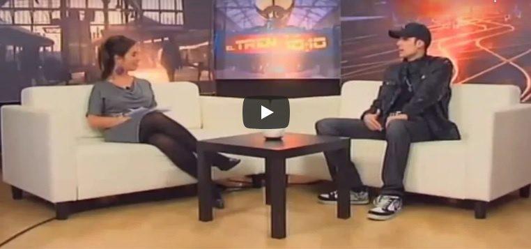 Entrevista en Visovisión TV