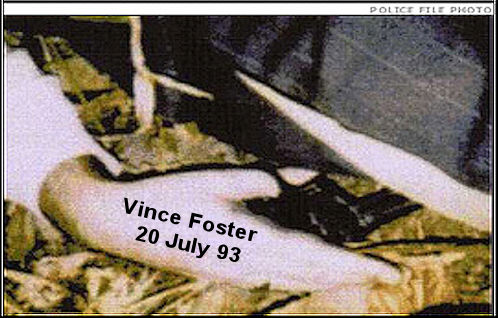 Vince Foster 20 July 93