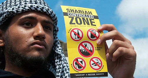 Shariah Controled Zone