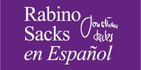 Rabino Sacks en Español