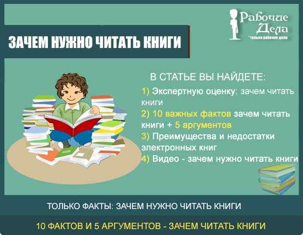Неліктен кітаптарды оқу керек?