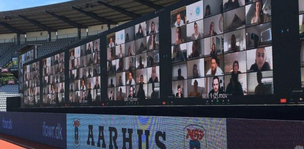 άαρχους-video-wall- παρακολούθηση