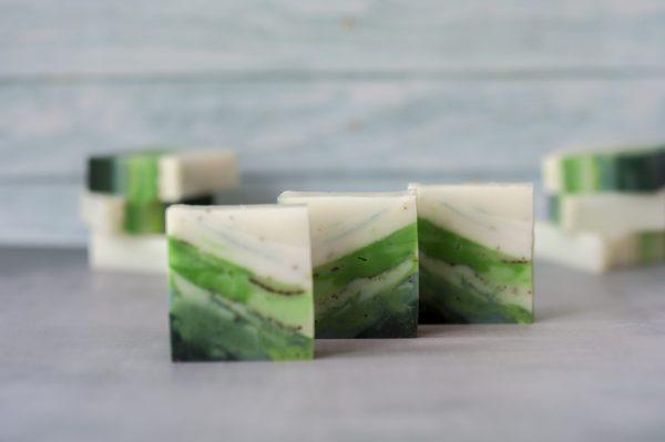 Глицеринов сапун Зелен чай