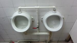 Tiny urinals, Valparaiso
