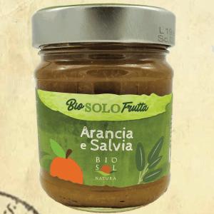 Frutta da spalmare Arancia e Salvia