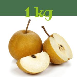 Pere Nashi da 1 kg