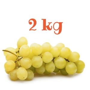 Uva Italia da tavola da 2 kg