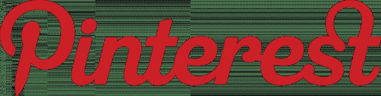 Logo da mídia social Pinterest