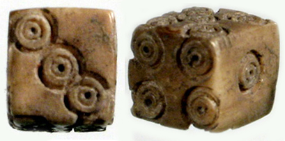 Antigos Dados Romanos
