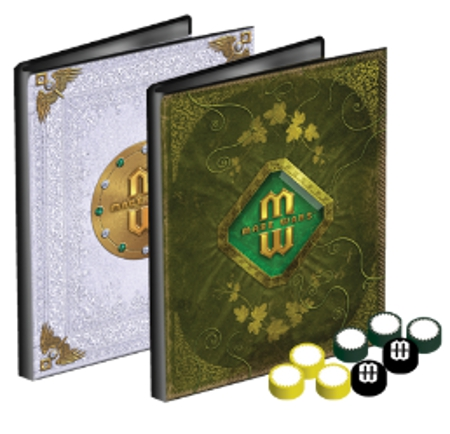 Mage Wars - Spellbook