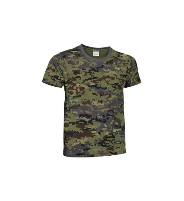 CAMISETA M/C SOLDIER GREEN