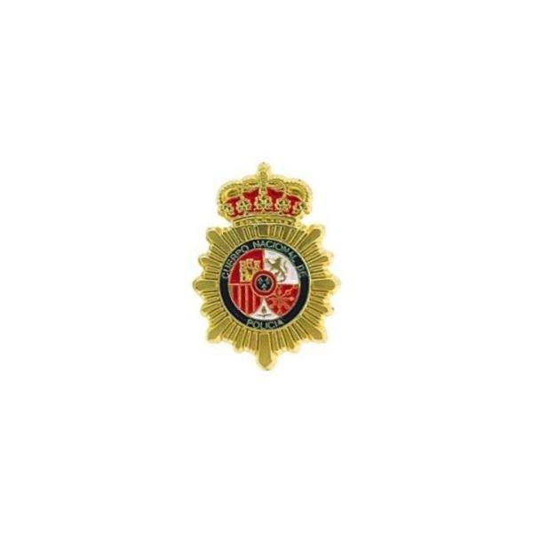 PIN ESCUDO POLICIA NACIONAL
