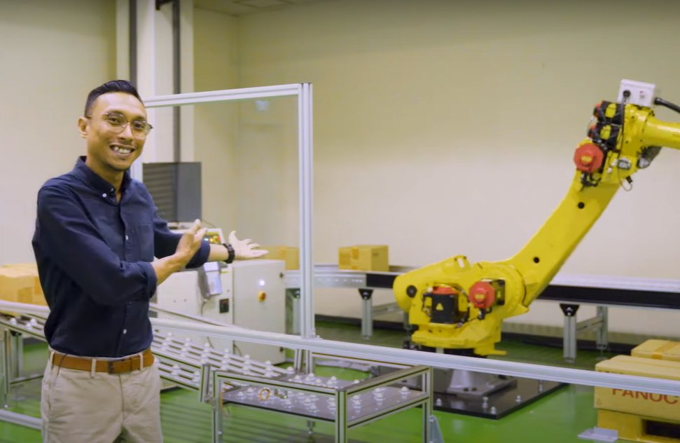 Our Grandfather Story: The Robotics Engineer