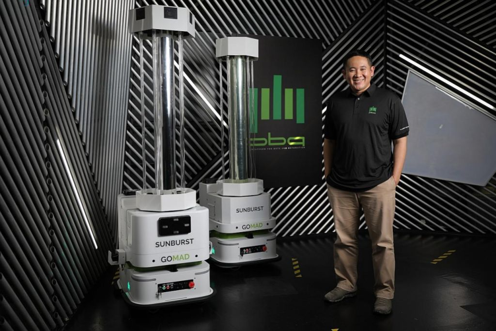 Amrin Amin joins RACE Robotics as Strategy Director