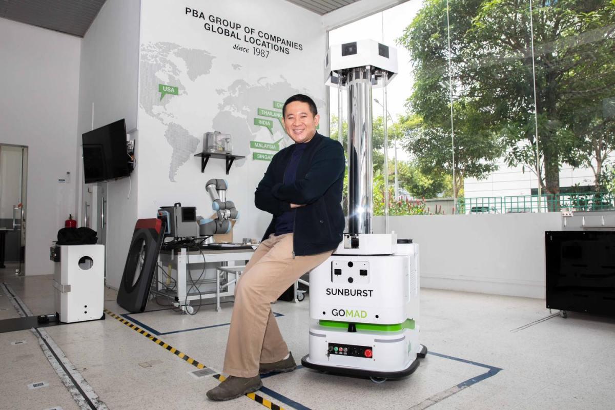 Boosting the Singaporean core