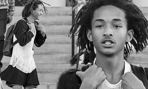Jaden Smith Breaks The Internet In Gender Defying Statement, Steals Our Hearts.