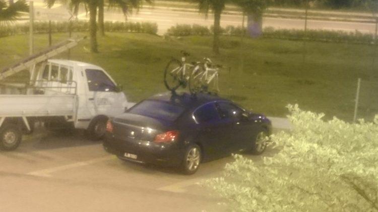 Sea Sucker Bike Rack. Always super. -at MYRAIL COFFEEDSC_0177