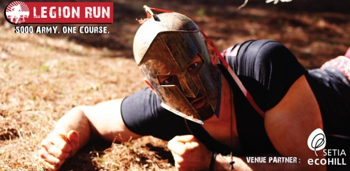 Legion Run Ecohill Kuala Lumpur