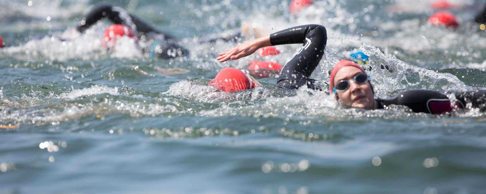 The AJ Bell London Triathlon