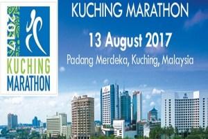 The Kuching Marathon 2017 - Race Connections