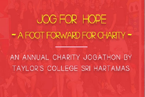 Jog for Hope 2017 - Race Connections