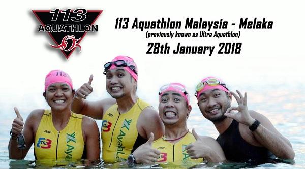113 Aquathlon Malaysia-Melaka 2018 - Race Connections