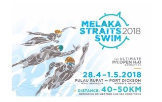 Melaka Straits Swim 2018 Event - Race Connections