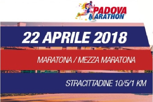 The Padova Marathon 2018 - Race Connections